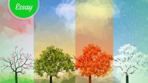 Essay on seasons