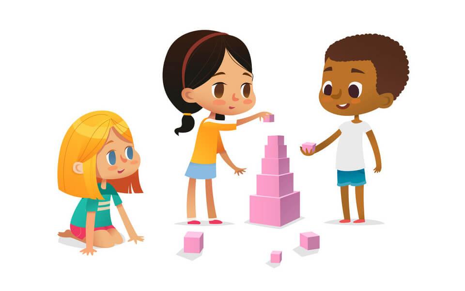 Montessori Sensorial – The Key to Motivation