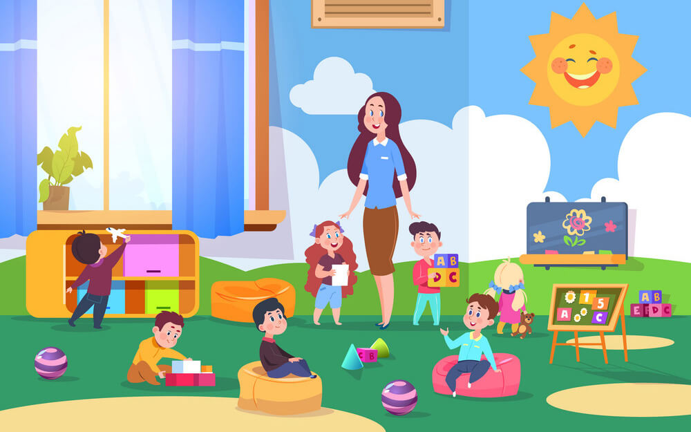 Keypoints which make preschool education vital for children